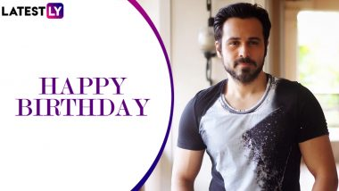 Emraan Hashmi Birthday: 7 Songs Featuring The Actor That Has Place In Every Die-Hard Romantic's Playlist (Watch Videos)