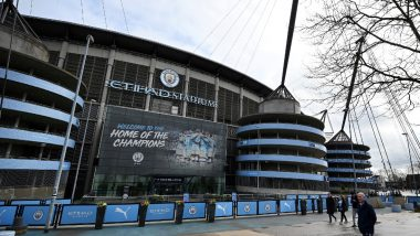 Coronavirus Pandemic: Manchester City's Etihad Stadium to Be Used by NHS