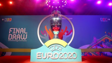 Euro 2020 Schedule in IST, Free PDF Download: Get Fixtures, Time Table With Match Timings and Venue Details of Football Tournament