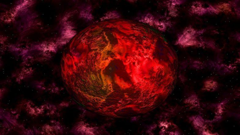 Super-heated Exoplanet WASP-76b Gets Hot Liquid Iron Rain, Finds New Scientific Study