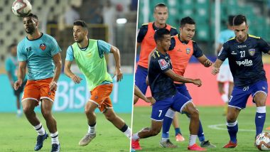 FC Goa vs Chennaiyin FC, ISL 2019–20 Live Streaming on Hotstar: Check Live Football Score, Watch Free Telecast of FCG vs CFC Semi-Final Leg 2 in Indian Super League 6 on TV and Online