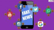 Group Admins of WhatsApp and Other Social Media Platforms to Be Held Responsible for Circulating Fake News on COVID-19, Says Mumbai Police