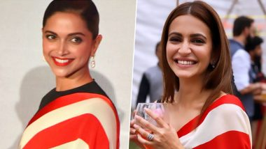 Fashion Face-Off: When Deepika Padukone or Kriti Kharbanda Flaunted Their Love for the Striped Sabyasachi Saree but Here's How Kriti Repeated Hers!