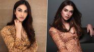 Fashion Face-Off: Aditi Rao Hydari or Vaani Kapoor? Who Wore the Sequinned Nikita Mhaisalkar Pantsuit Better?