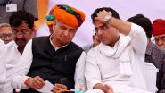 Rajasthan Political Crisis: Congress to Hold Another Legislative Party Meeting Today at 10 AM, Sachin Pilot Issued Invite