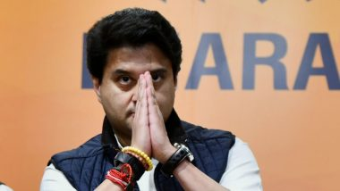 Jyotiraditya Scindia Hits Out at Congress For Sacking Sachin Pilot, Says 'No Place For Ability in Party'