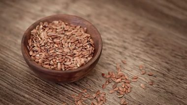Weight Loss Tip of the Week: How to Eat Flax Seeds to Lose Weight (Watch Video)