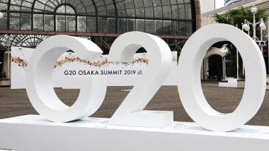 G-20 Virtual Summit 2020 on Coronavirus Pandemic Live Streaming: Watch PM Narendra Modi, Other Leaders Speaking on How to Deal With COVID-19 Outbreak