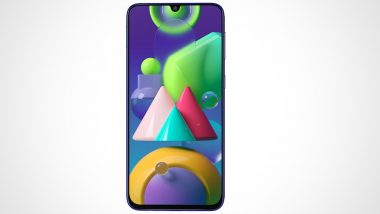 Samsung Galaxy M21 With A 48MP Rear Camera Setup Launched in India Starting From Rs 13,500