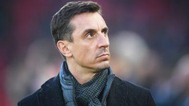 Manchester United Legend Gary Neville Slams Premier League After Mikel Arteta's Coronavirus Diagnosis