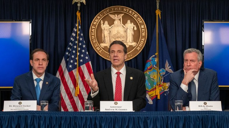 New York Governor Andrew Cuomo Signs Bill Granting Death Benefits for Families of Frontline Government Workers Who Lost Their Lives Due to COVID-19