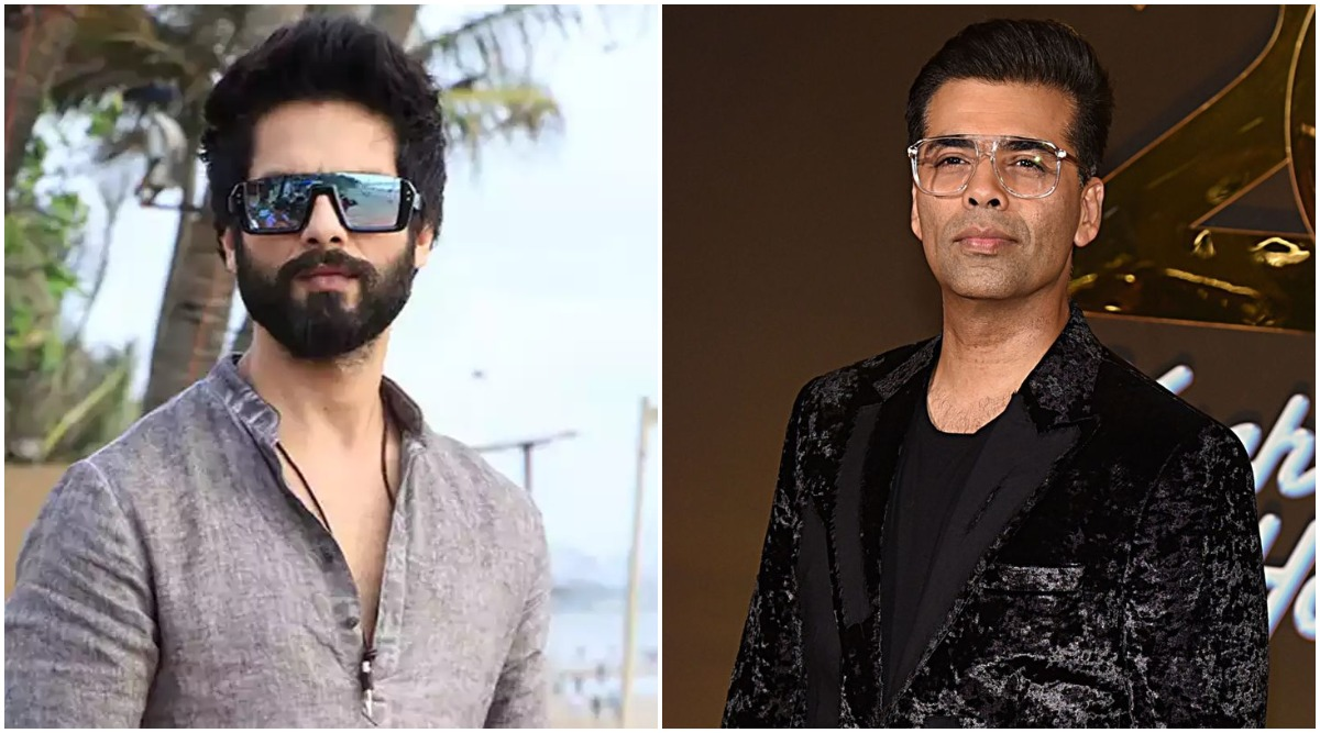 Shahid Kapoor Confirms Doing an Action Movie after Jersey and We Wonder If It's the One with Karan Johar