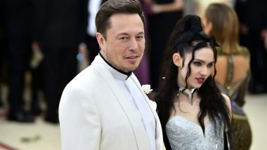 Musician Grimes Confirms She is Carrying The Child of Tesla CEO Elon Musk