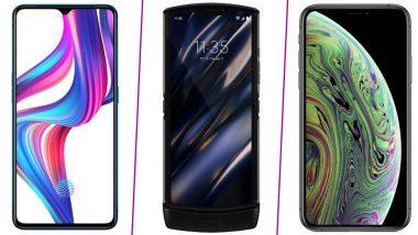Gudi Padwa & Ugadi 2020 Massive Discounts & Offers on Mobiles: Up To Rs 36K Off On Apple iPhone XS, Motorola Razr 2019, Realme 5 Pro, Realme X2 Pro & More