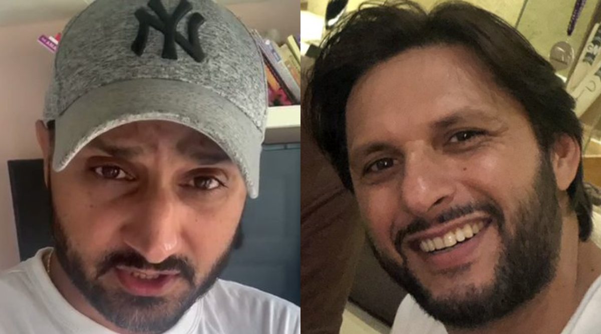 Harbhajan Singh Hits Back at Trolls After Being Slammed for Supporting Shahid Afridi, Says 'Spread Love, Not Hate or Virus'