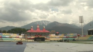 India vs South Africa 1st ODI 2020 Abandoned Following Rain in Dharamsala