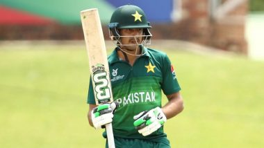 Rohit Sharma 'My Idol, Want to Bat Like Him,' Says Pakistan Youngster Haider Ali (Watch Video)