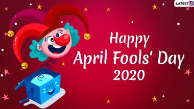 Happy April Fools' Day 2020 Messages For Boyfriend: Funny Quotes, GIF Images, Cheesy Lines to Send To The Sweet 'Fool' in Your Life!