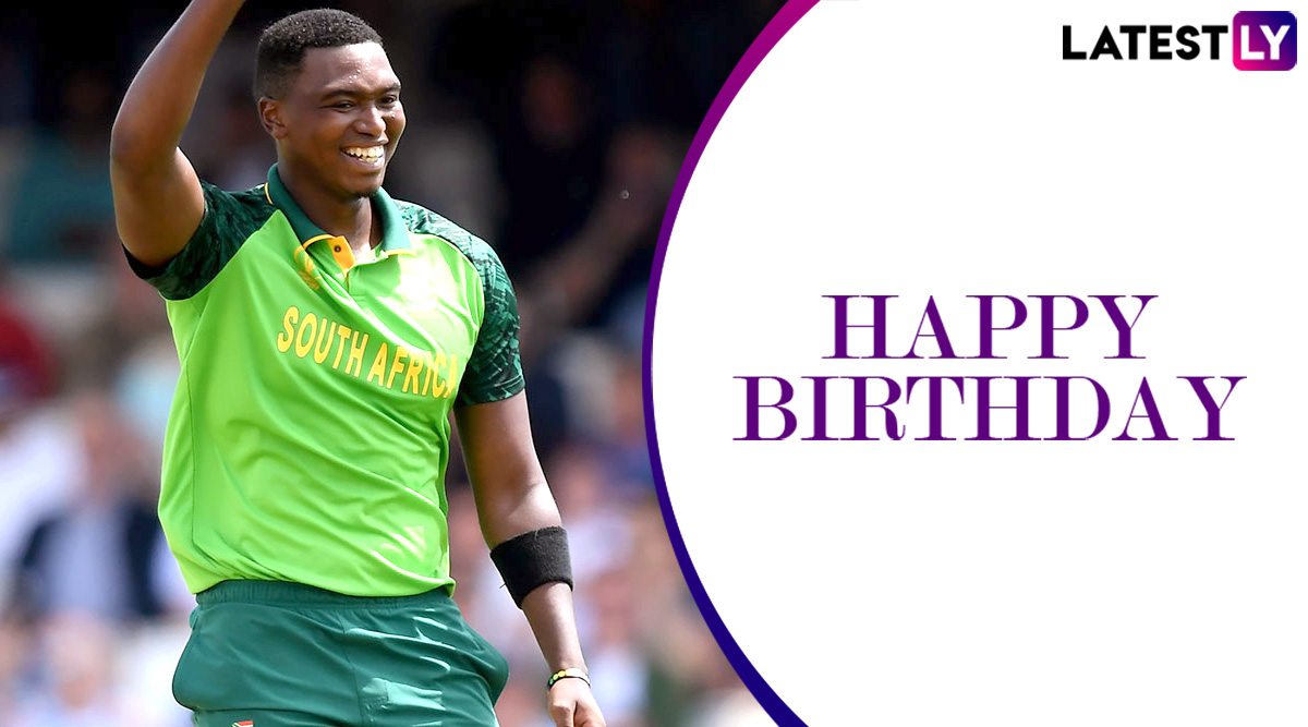 Happy Birthday Lungi Ngidi: A Look at Some Astonishing Performances by South African Pacer