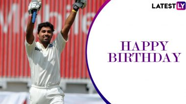 Murali Vijay Birthday Special: 95 vs RCB in IPL 2011 Final and Some Other Remarkable Batting Performances by the 'Monk'