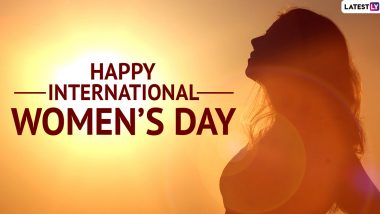 Women's Day 2020 Wishes: WhatsApp Stickers, Facebook Greetings, GIF Images, SMS And Messages to Send Your Closed Ones