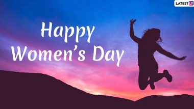 Happy Women's Day 2020 Messages: WhatsApp Stickers, GIFs, Hike Images, Telegram Greetings and Wishes to Send on International Women's Day
