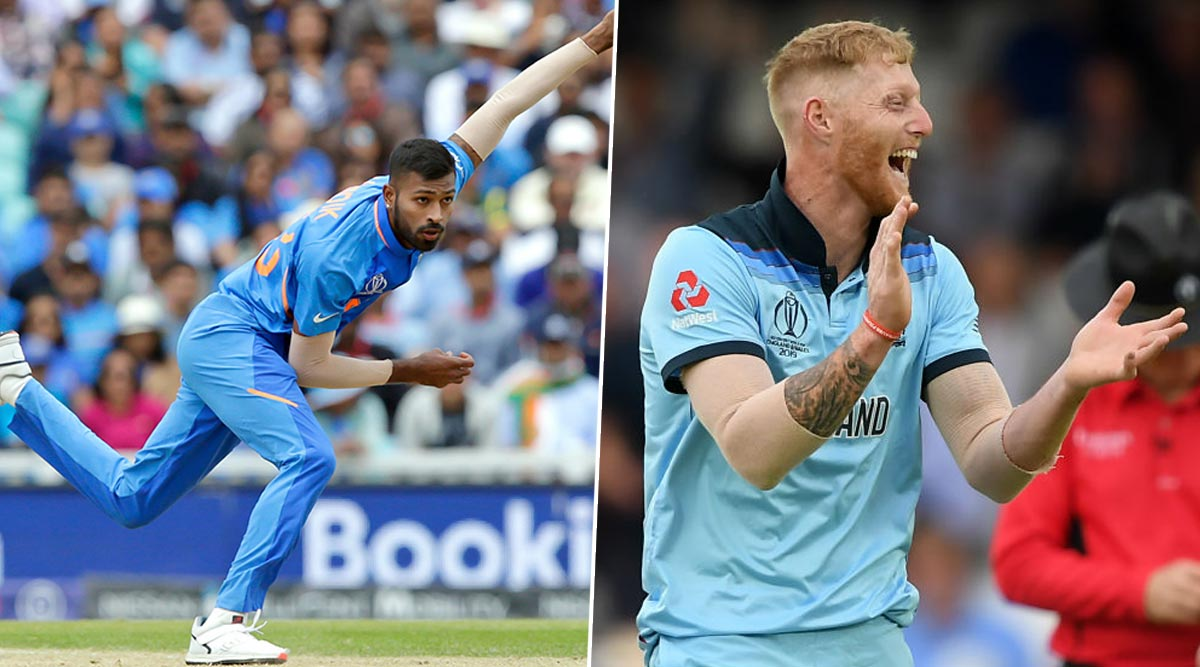 Hardik Pandya or Ben Stokes: Brad Hogg Gives His Opinion on the 'Better All-Rounder Debate'