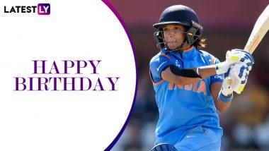 Happy Birthday Harmanpreet Kaur: Best Performances by Indian Women's T20I Captain