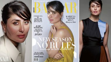 Kareena Kapoor Khan Graces The Harper's Bazaar India Magazine's March 2020 Issue Only To Look Drop Dead Gorgeous (View Pics)