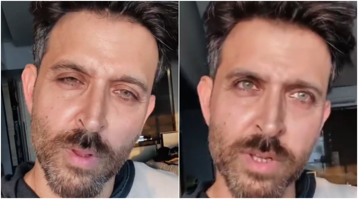Hrithik Roshan Knows Who Can Help Combat Coronavirus, and He's Seeking Their Help (Watch Video)