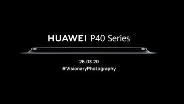 Huawei P40 Series Smartphones To Make Global Debut Tomorrow; Expected Prices, Features & Specifications