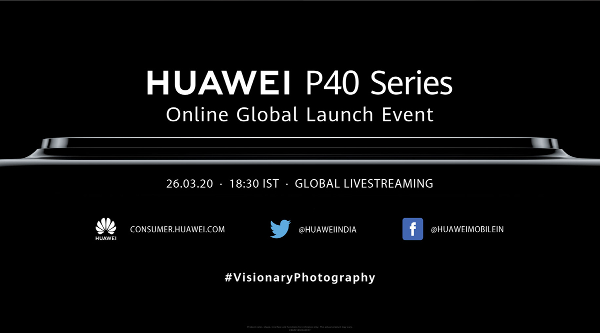 Huawei P40, P40 Pro, P40 Pro+ Smartphones Launching Today; Watch LIVE Streaming of Huawei Flagship Product's Launch Event