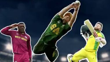 ICC Introduces 'Screenshot the GIF' Game Amid Coronavirus Pandemic, Mohammad Nabi, Carlos Brathwaite and Other Cricketers Take Up the Challenge