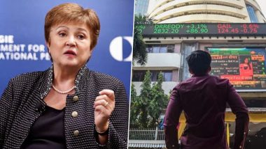 World Is in Recession, Can be Worse Than 2009 if Coronavirus Not Contained: IMF Chief Kristalina Georgieva