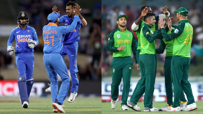 India vs South Africa ODI Series Called-Off As Coronavirus Impact Deepen in Country: Sources