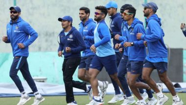 BCCI Lists Precautionary Measures Against Coronavirus to Be Followed During India vs South Africa ODI Series 2020