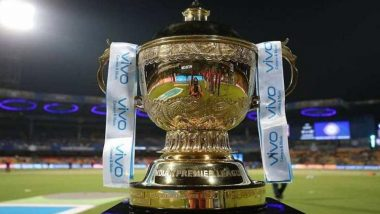 IPL 2021 Players' Auction: February 4 Registration Deadline; No Player Agent Allowed