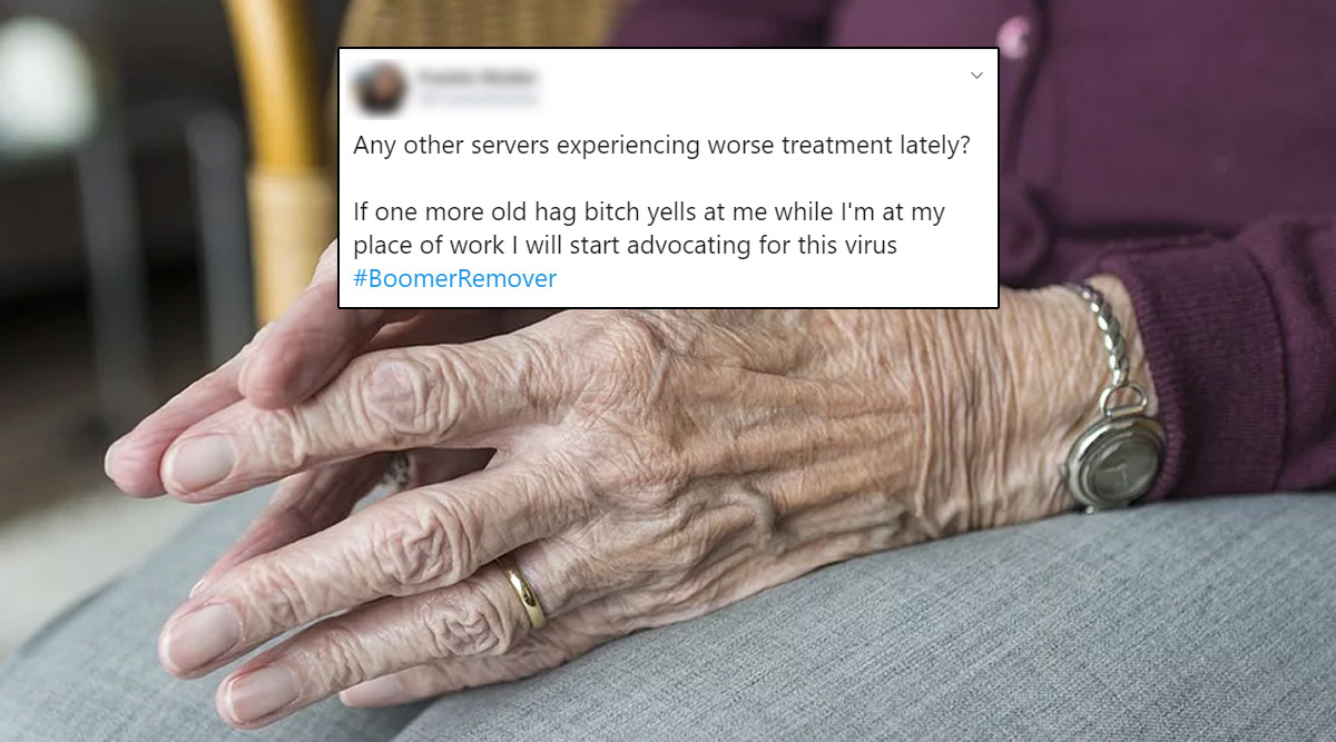 Insensitive Millennials and Gen-Z Trend 'Boomer Remover' Amid Deadly Virus Attack Worldwide, Read Mean Tweets