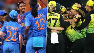 IND vs AUS, ICC Women's T20 World Cup 2020 Final, Toss Report & Playing XI: Australia Wins Toss, Opts to Bat First