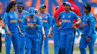 India Qualifies for Final of ICC Women's T20 World Cup for the First Time As Semis Against England is Washed Out