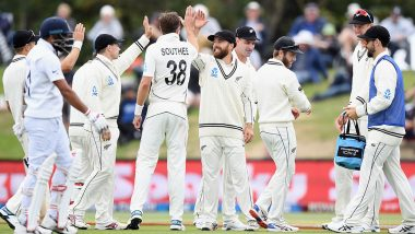 IND vs NZ 2nd Test Match 2020 Result: Virat Kohli-Led India Suffer First Test Whitewash in 6 Years, New Zealand Seal Series 2–0 With Seven-Wicket Win