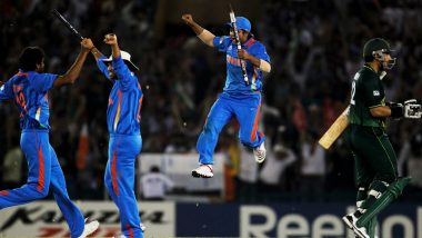 This Day, That Year: When India Defeated Pakistan in the Semi-Final of ICC Cricket World Cup 2011