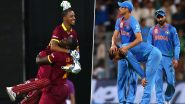 This Day, That Year: When West Indies Knocked India Out of ICC T20 World Cup 2016 With a Semi-Final Victory