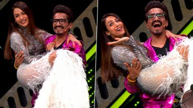 Haarsh Limbachiyaa Wants To Quit as The Host of India's Best Dancer In Its Grand Premiere Episode, Here's Why! (Watch Video)