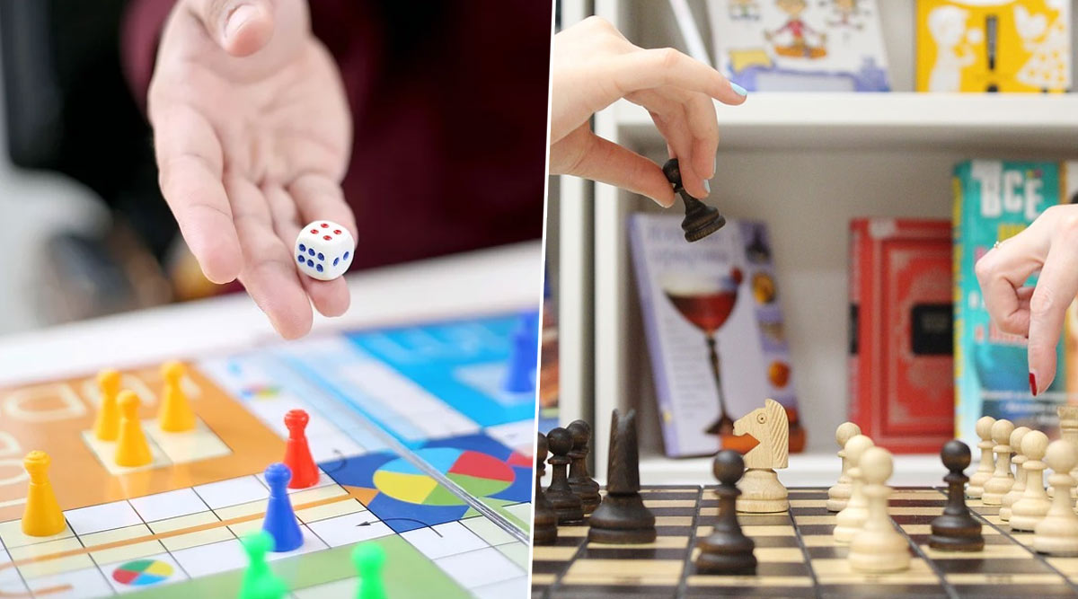 Old 90s' Kids Games to Play at Home with Family: From Ashta Chamma Game, Ludo to Bingo, Here's List of Best Indoor Games Topping Google Trends Amid Lockdown Time