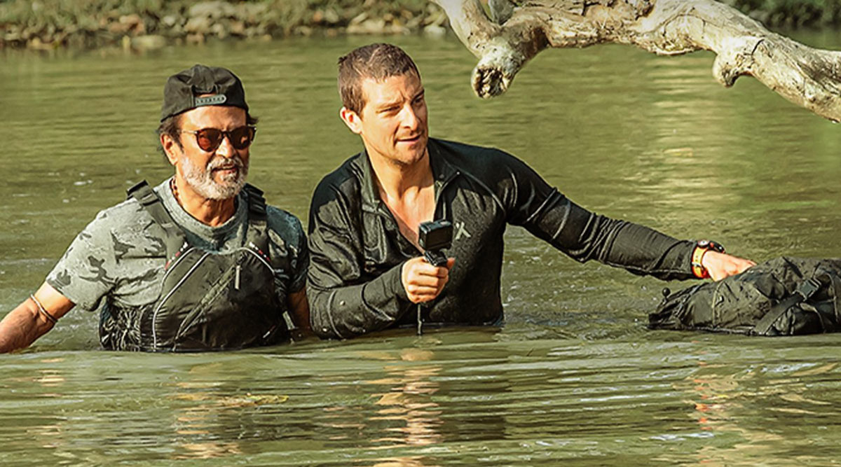 Rajinikanth's Into The Wild With Bear Grylls Episode Garners the Highest TRPs of 2020 for an Infotainment Show