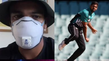 Ish Sodhi's Rap Song on Coronavirus Will Get You Rid of Self-Isolation Boredom, New Zealand Cricketer Titles it 'Cabin Fever', Watch Video