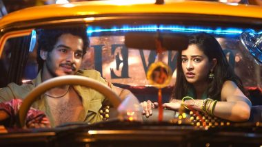 Khaali Peeli: Makers to Shoot the Remaining Portions with Ishaan Khatter and Ananya Panday in mid-August?