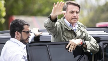After Twitter, Facebook & Instagram Deletes Brazilian President Jair Bolsonaro's Travel Videos To Brasilia