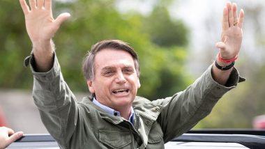 'COVID-19 Vaccine Will Be Free, Non-Mandatory in Brazil', Says President Jair Bolsonaro
